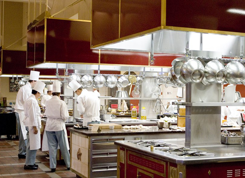 Learn about CIA's culinary arts associate degree program in California.