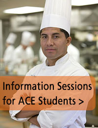 Information Session for ACE Students