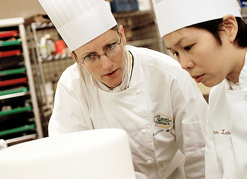 CIA Baking and Pastry Arts Student and Instructor