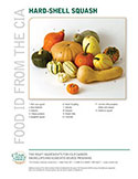 Food ID—Hard Shell Squash