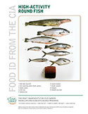 Food ID—High Activity Round Fish