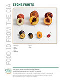 Food ID—Stone Fruits
