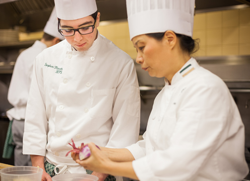 the benefits of attending a culinary When you decide to further your education, you have the option of attending a small college or a larger school though many students decide that attending a larger university is the best option for them, you may find that the benefits.