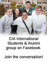 CIA International Students & Alumni group on Facebook. Join the conversation!