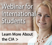 International Students Webinar