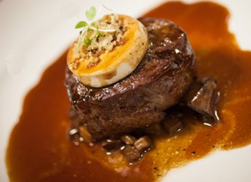 Filet Mignon Photo: Advance Your Culinary Career at the CIA