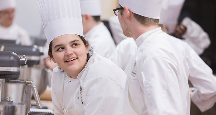 CIA Summer Camp Events - Envision Cooking & Baking Camp for teens