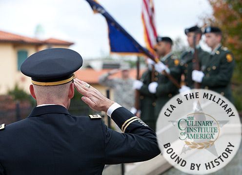 Veteran's Day Ceremony at the CIA