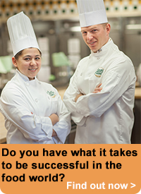 Do you have what it takes to be successful in the food world?