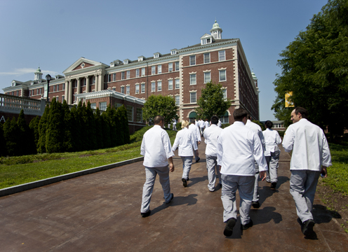 What To Bring To Ny Campus Culinary Institute Of America