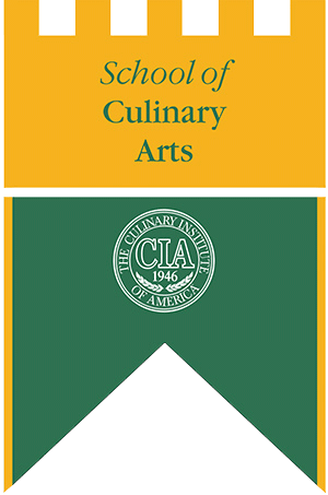 School of Culinary Arts Gonfalon