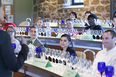 Master's in Wine Management