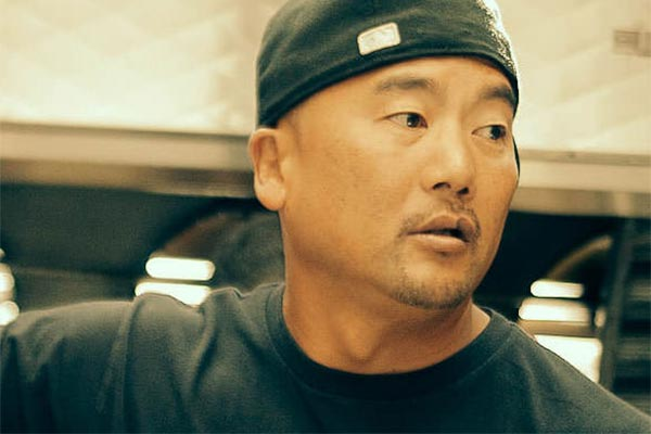 Roy Choi, CIA Culinary Arts graduate, chef, restauranteur, author and food truck pioneer.