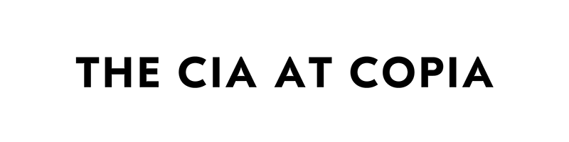 The CIA at Copia logo