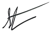 Steve Swofford Signature